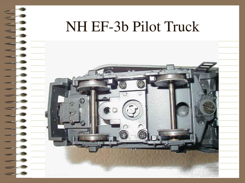 NH EF-3b Pilot Truck