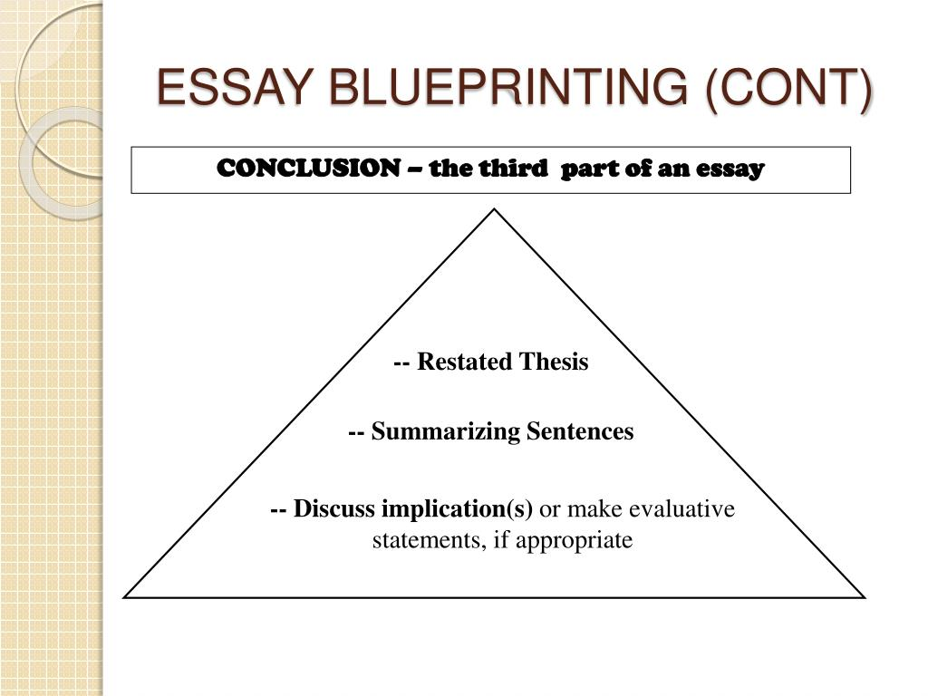 essay-blueprinting-cont-l Observation Essay Example Mla Format on good written, critical thinking, first page, how start,