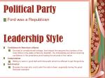 political party39
