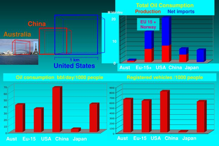 Total Oil Consumption