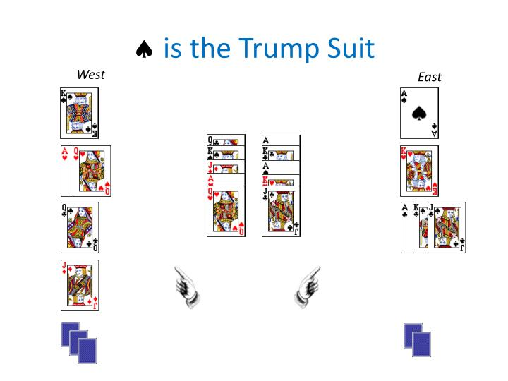 Is the trump suit