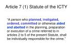 article 7 1 statute of the icty