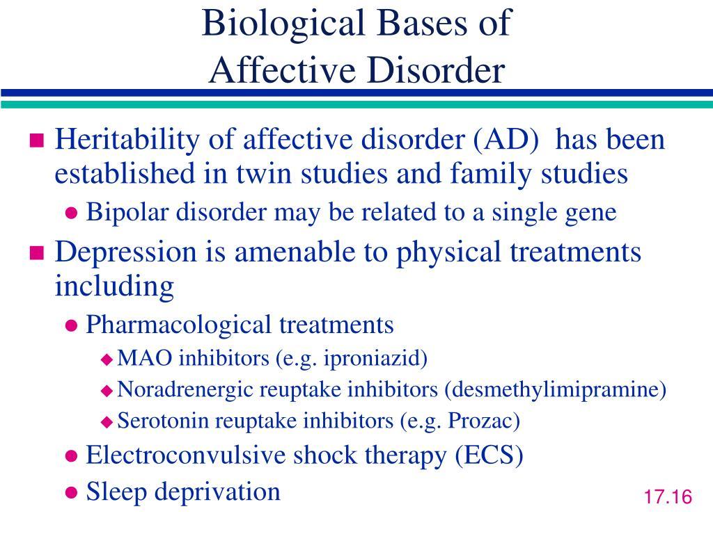 Biological Bases of