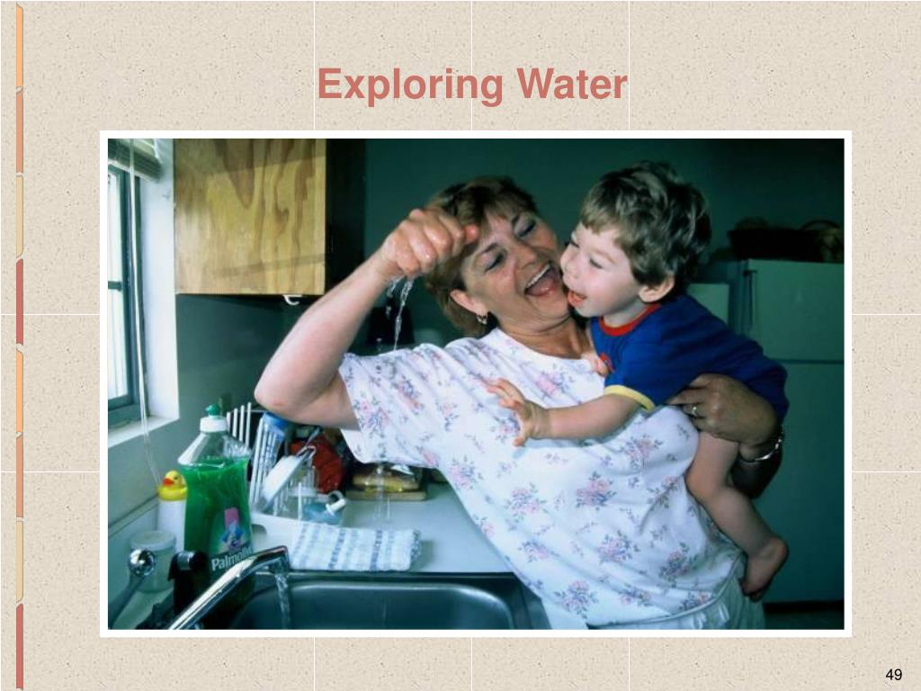Exploring Water