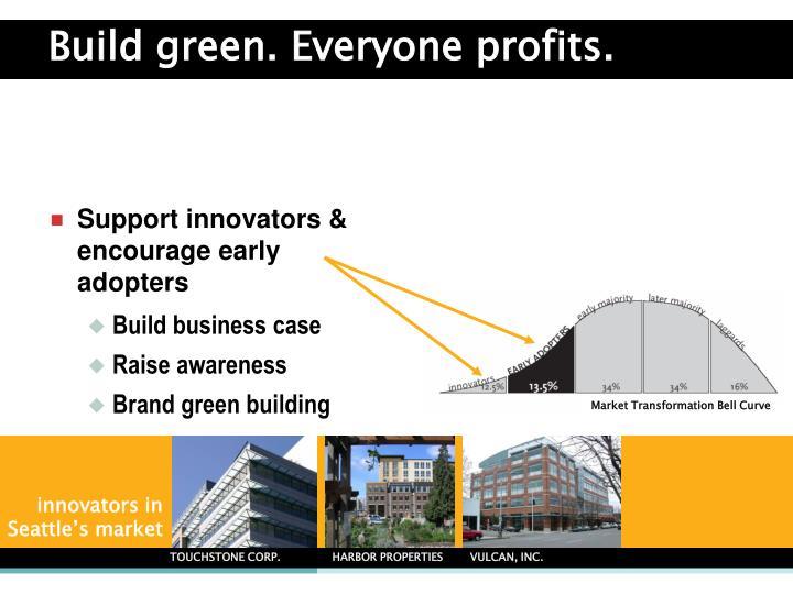 Build green everyone profits2