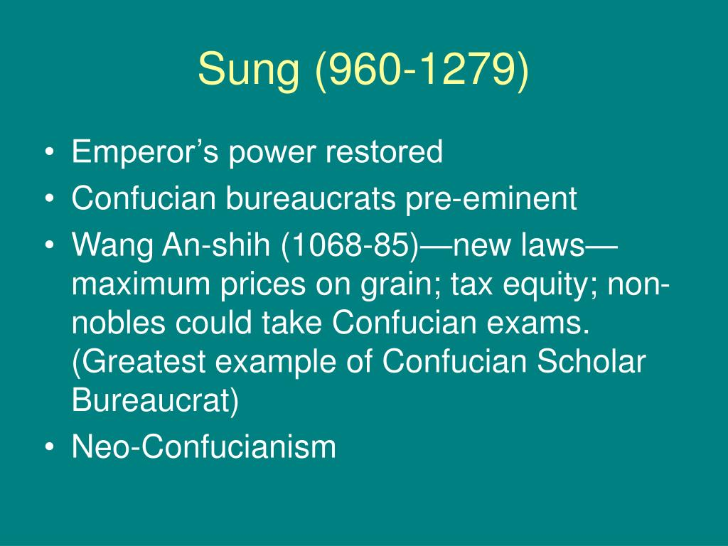 Sung (960-1279)