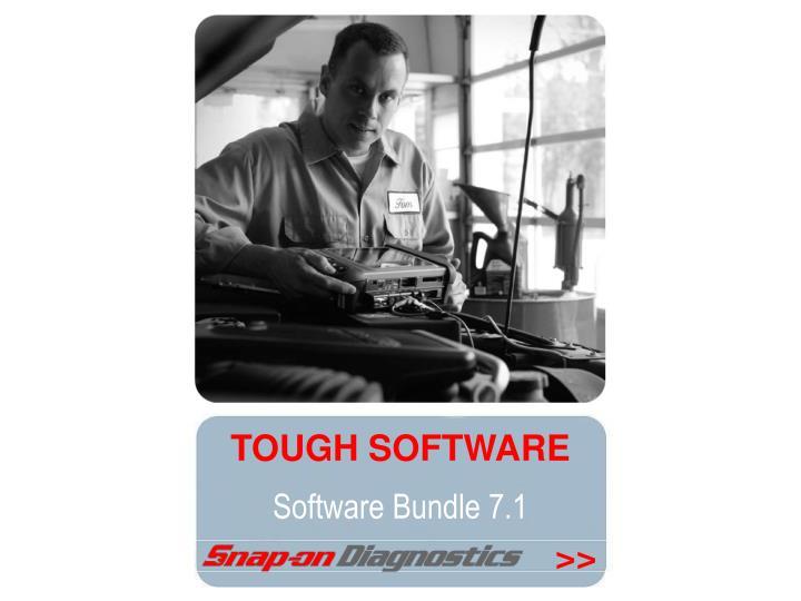 tough software n.