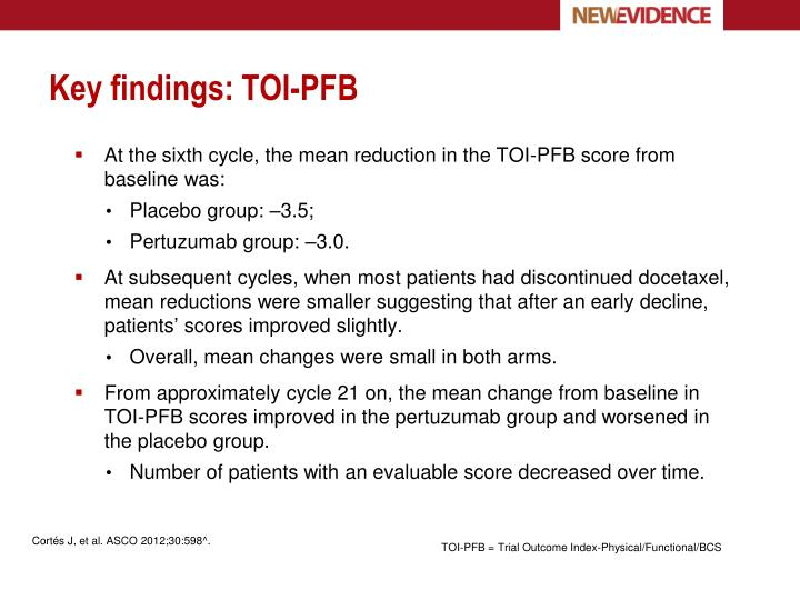 Key findings: TOI-PFB
