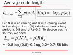 average code length