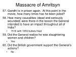 massacre of amritsyn