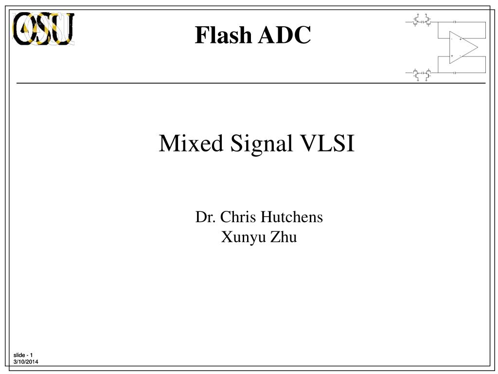 Mixed Signal VLSI
