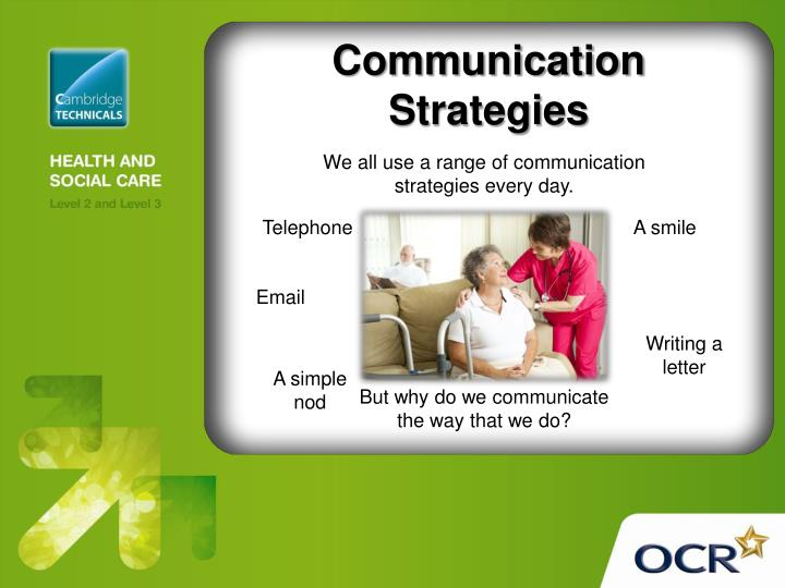 unit 1 effective communication Communicating effectively is fundamental, not only in a leadership position, but also in various other areas of life communication is what separates the average from the extraordinary communicating effectively is one of the most important skills in life it can make all the difference.