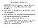theories of addiction
