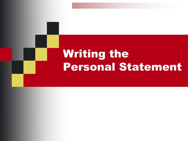 tips on writing personal statements for medical school How to write a personal statement for physician's assistant write a winning personal statement that of medical school, i was faced with writing yet.