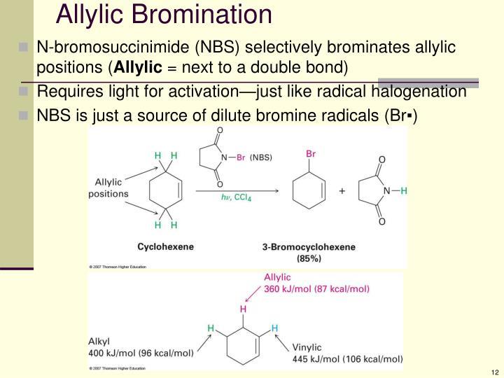 Allylic Bromination