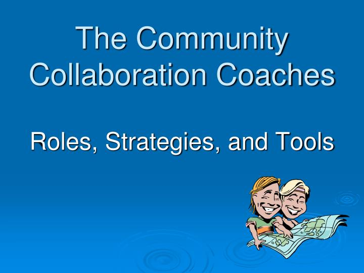 the community collaboration coaches n.