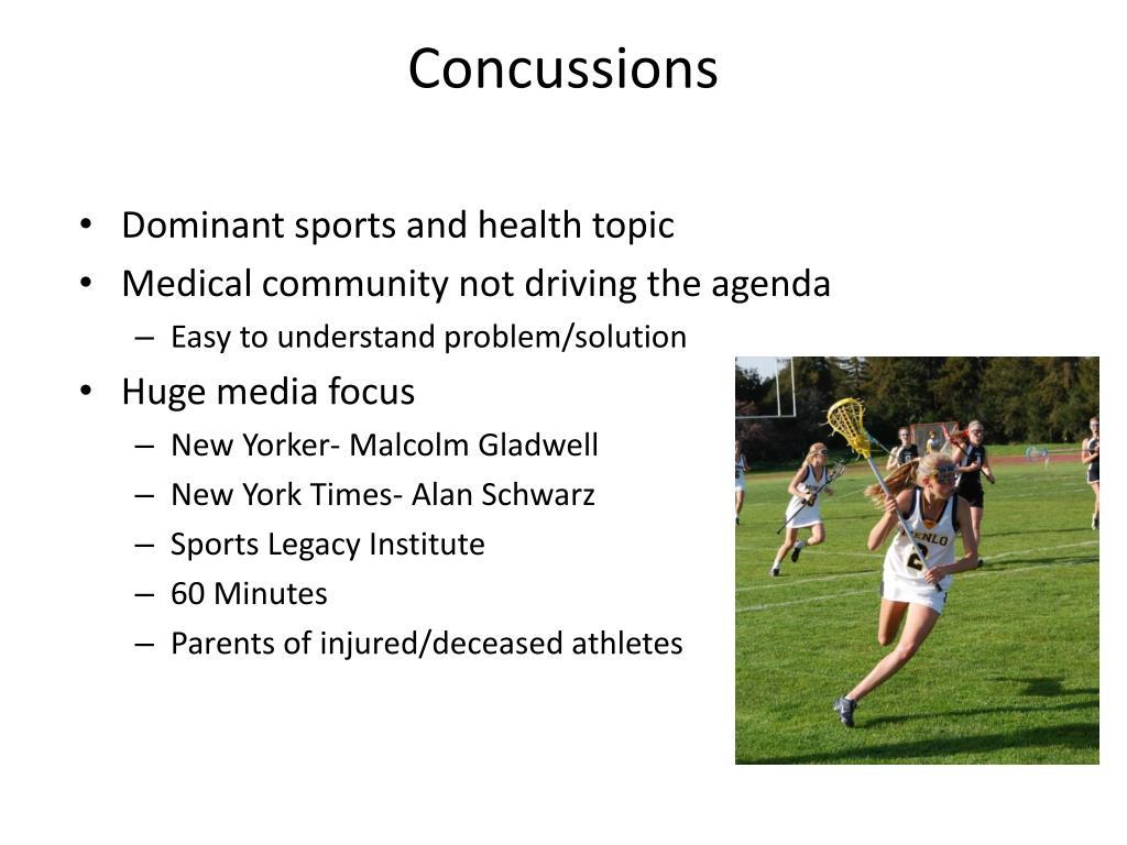 Concussions