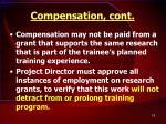 compensation cont19