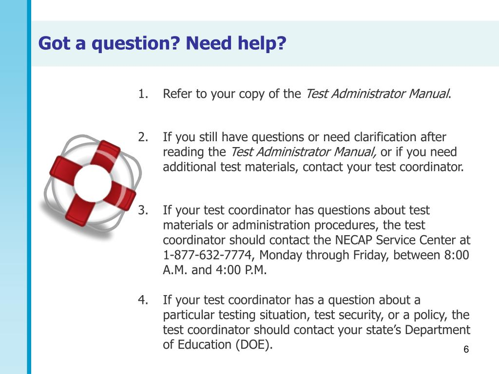 Got a question? Need help?