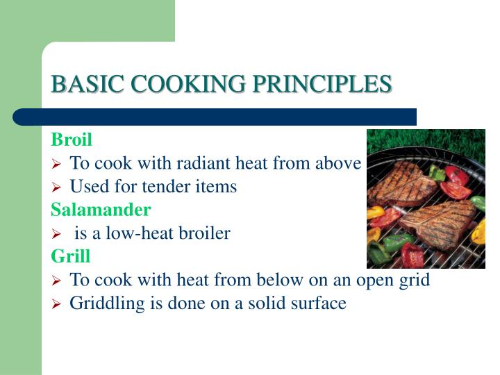 Basic cooking principle essay coursework academic service basic cooking principle essay basic cooking principle essay altavistaventures Image collections