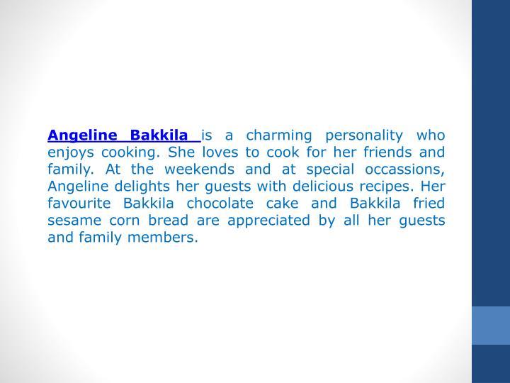 Angeline Bakkila