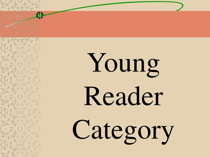 Young Reader Category