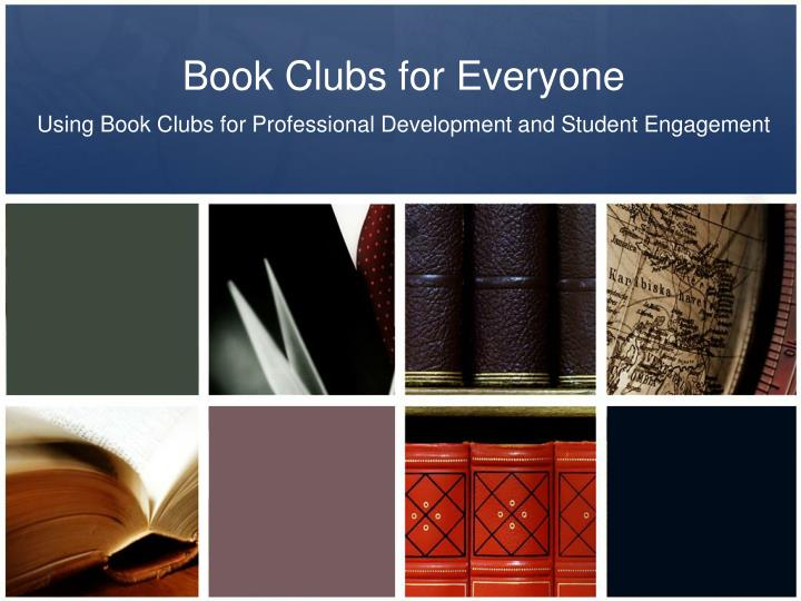 book clubs for everyone n.