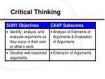 critical thinking18