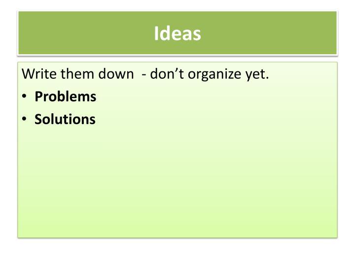 Ppt  Problemsolution Essay Part  Powerpoint Presentation  Id  Ideas