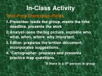 in class activity2