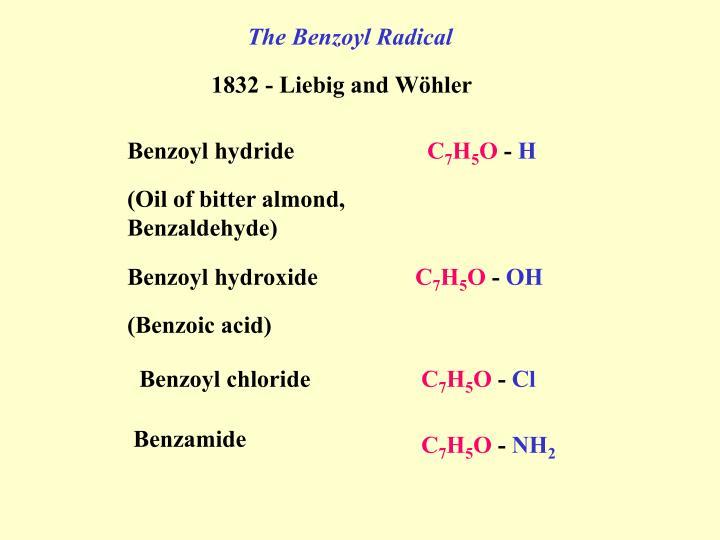 Benzoyl Radical