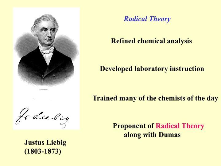 Radical Theory