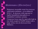 maintenance electrolytes12