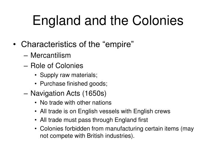 the main characteristics of colonial american The traditional religions of great britain's north american colonies—puritanism in the main reason explain the characteristics of religious.