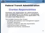 federal transit administration10