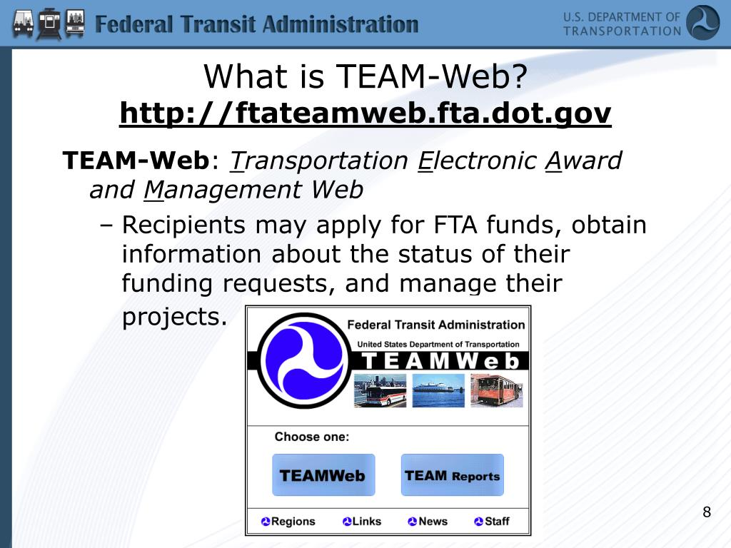 What is TEAM-Web?