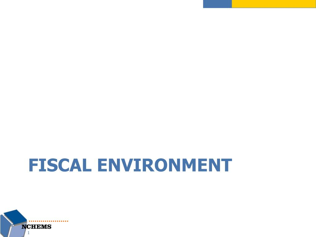fiscal environment l.