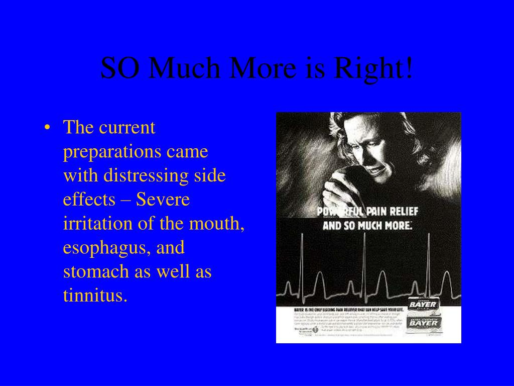 SO Much More is Right!