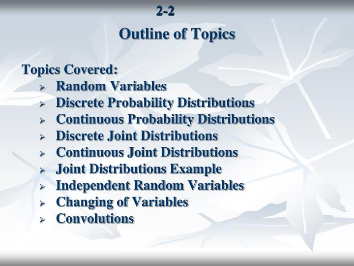 random powerpoint topics