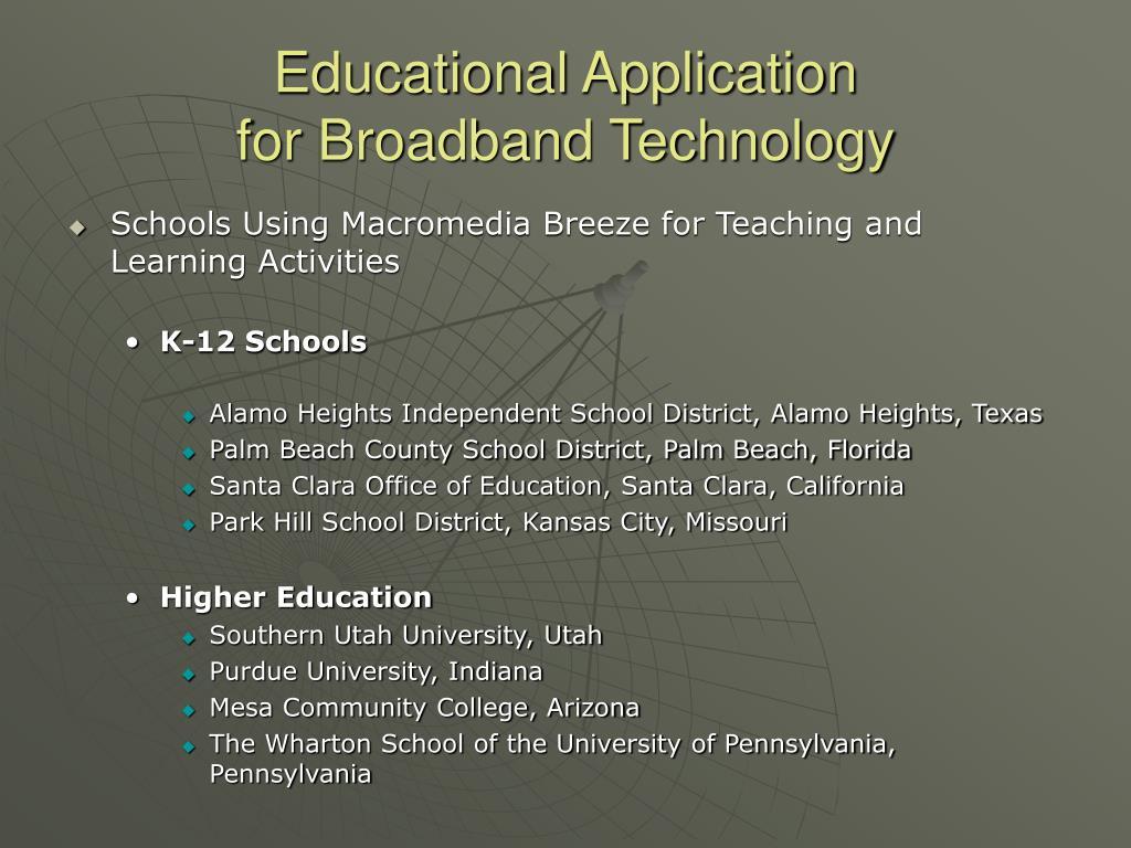 Educational Application