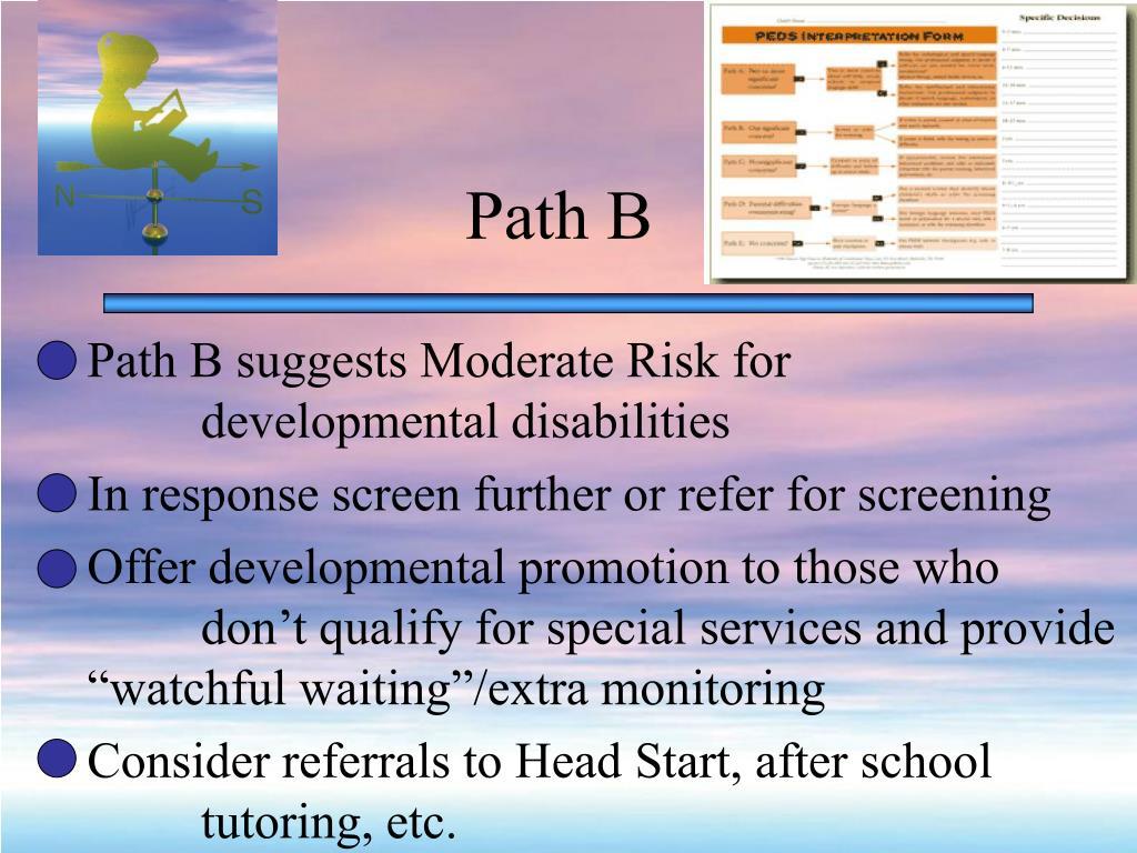 Path B