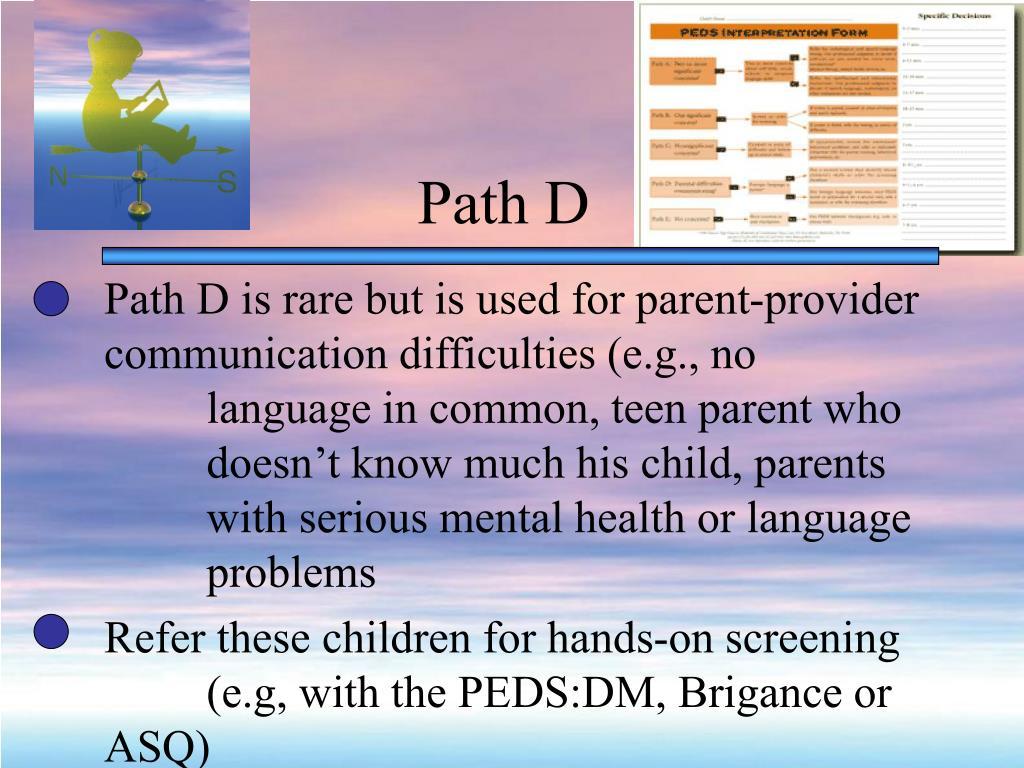 Path D