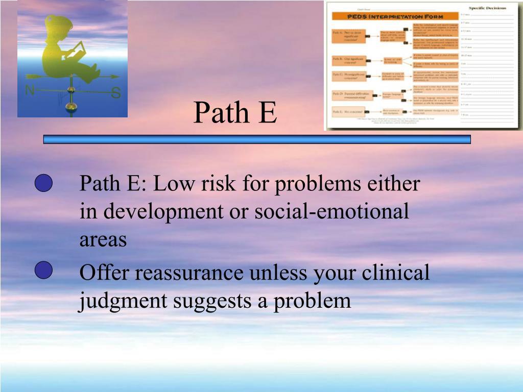 Path E