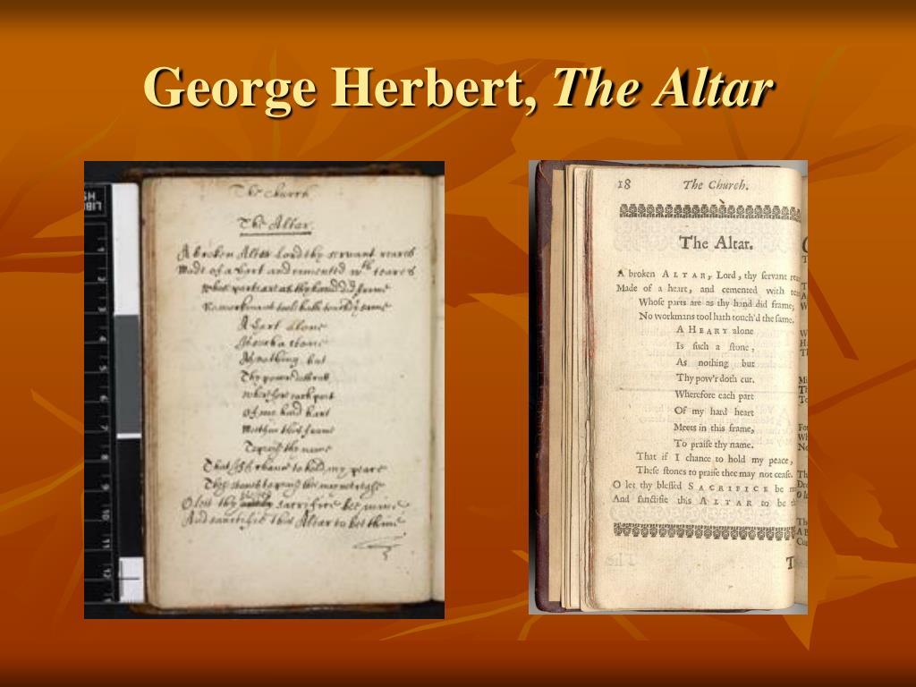 George Herbert,
