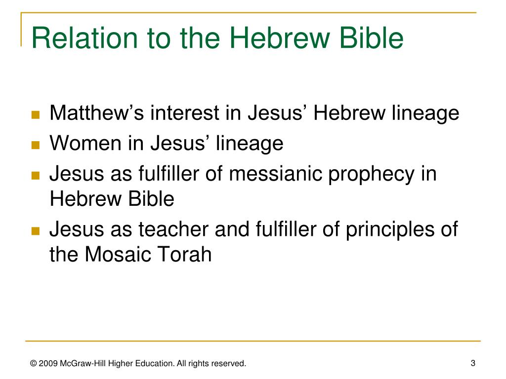 Jesus In Hebrew