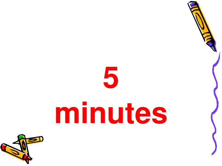 ppt 5 minute timer powerpoint presentation id 1455742