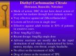 diethyl carbomazine citrate hetrazan banocide notezine