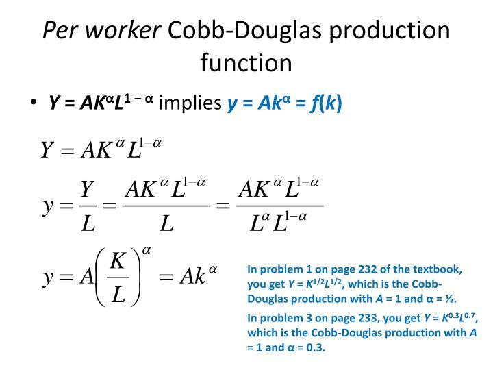 Per worker