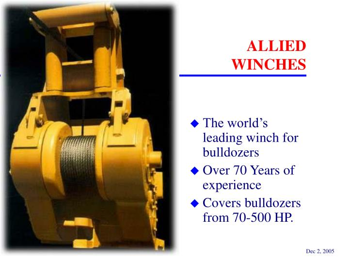 allied winches n.