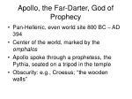 apollo the far darter god of prophecy3